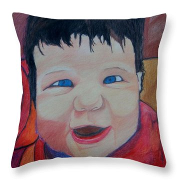 Lexi Throw Pillow