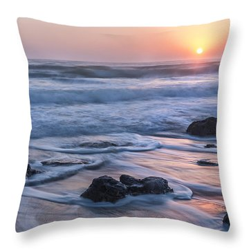 Life Always Changes Throw Pillow