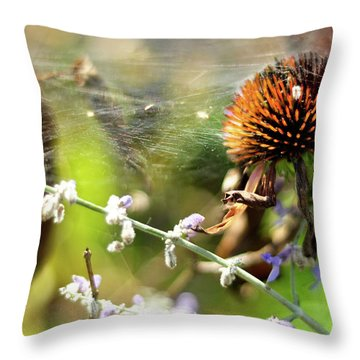 'life' Throw Pillow