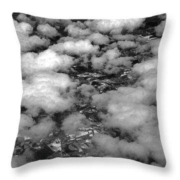 Lift And Seperate Throw Pillow