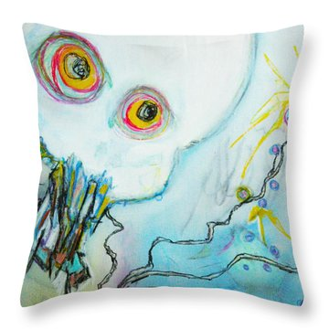 Lift Throw Pillow