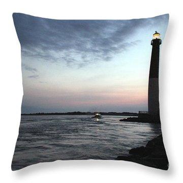 Light At Dawn Throw Pillow