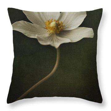 Light Dancer Throw Pillow by Priska Wettstein