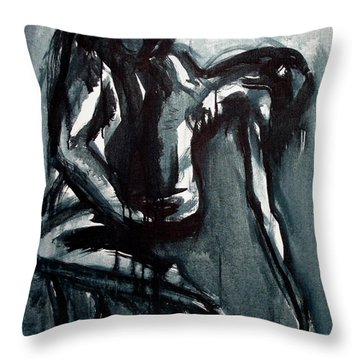 Light In The Darkness Throw Pillow by Jarmo Korhonen aka Jarko