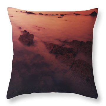 Light Not Far Throw Pillow