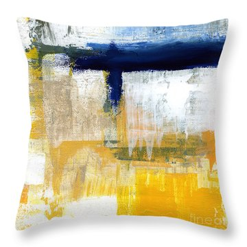 Beach City Throw Pillows