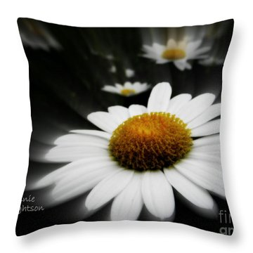 Light Of Your Own Being Throw Pillow