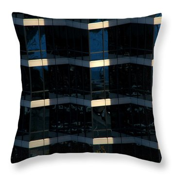Light On The Subject Throw Pillow