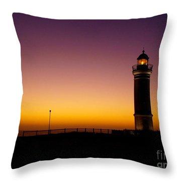 Light On Throw Pillow