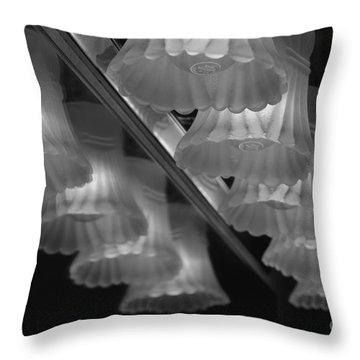 Light Reflections Throw Pillow