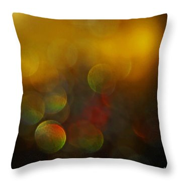 Light Throw Pillow by Sarah Loft