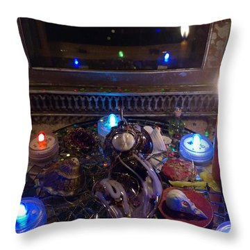 A Wishing Place 2 Throw Pillow