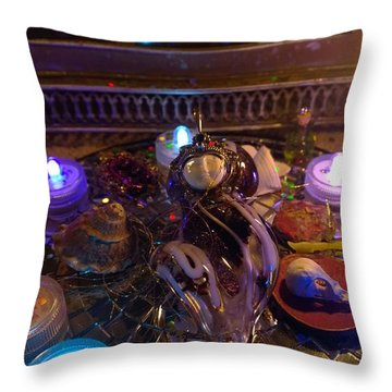 A Wishing Place 4 Throw Pillow