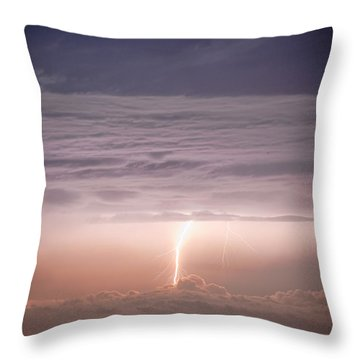 Like A Sci-fi Movie Throw Pillow by James BO  Insogna