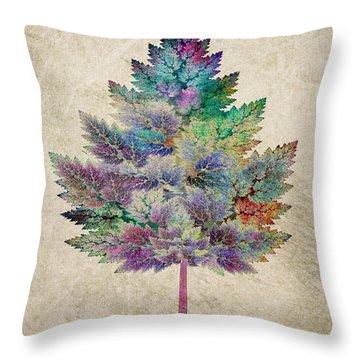 Like A Tree Throw Pillow