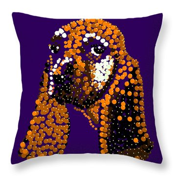 Li'l Jill Bedazzled Throw Pillow