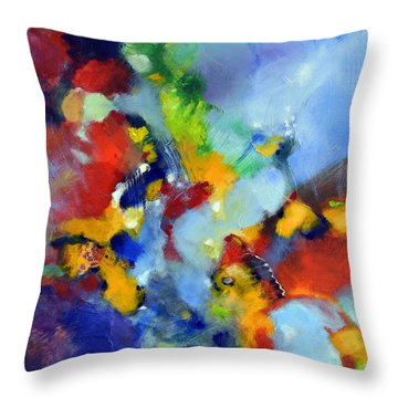 Lilt Throw Pillow