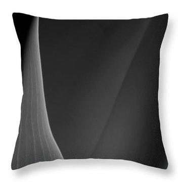 Lily 3 Throw Pillow by Joe Kozlowski