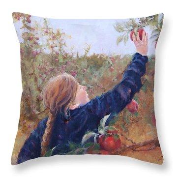 Lilyana Throw Pillow