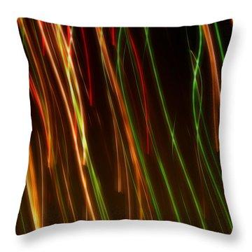 Line Light Throw Pillow