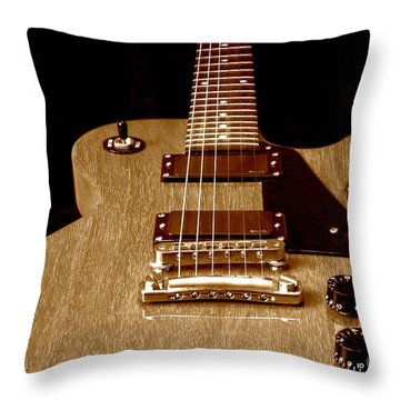 Little Les Can Be More Throw Pillow