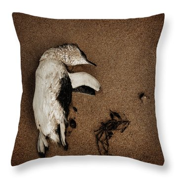 Little One Lost Throw Pillow