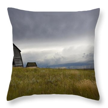 Little Remains Throw Pillow