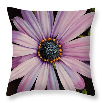 Little Showoff Throw Pillow