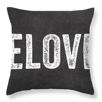 Live Art Throw Pillows