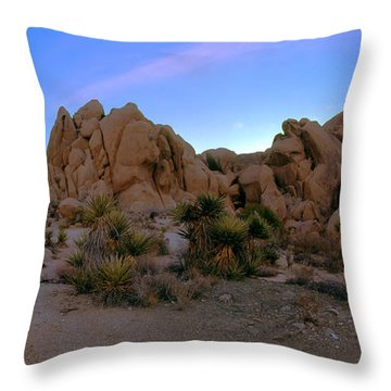Live Oak Tank Throw Pillow