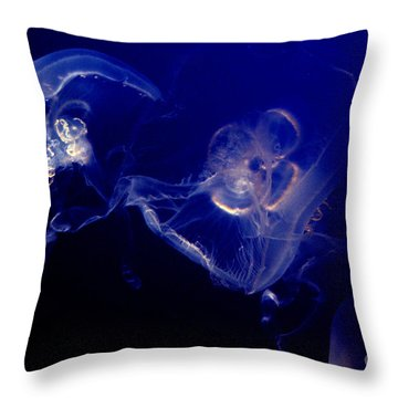 Live Water Throw Pillow by Paul W Faust -  Impressions of Light