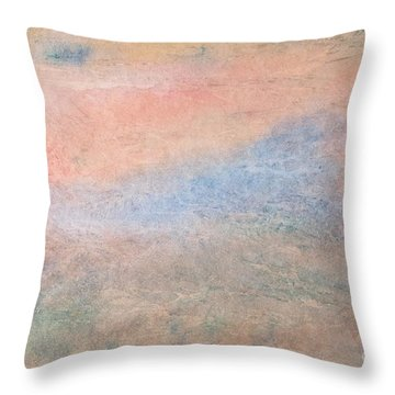 Living Dream Throw Pillow by Susan  Dimitrakopoulos