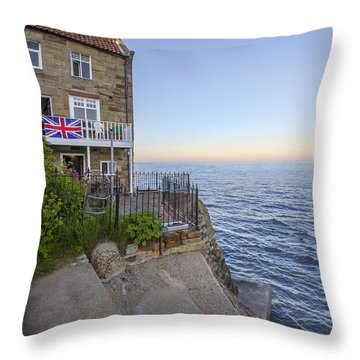 Living In A Dream Throw Pillow
