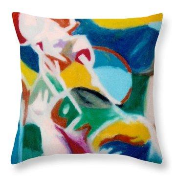 Living Soul Throw Pillow