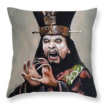 Lo Pan Throw Pillow