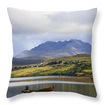 Whiskey Hill Throw Pillows