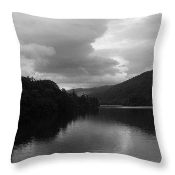 Loch Oich Throw Pillow