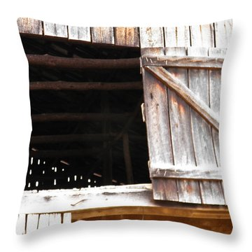 Throw Pillow featuring the photograph Lofty Hieghts by Nick Kirby