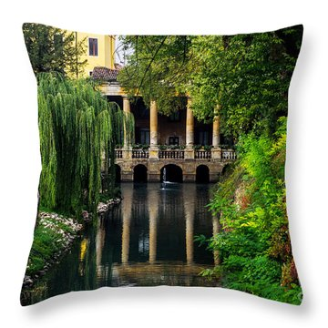 Loggia Valmarana On The Seriola Throw Pillow