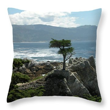 Lone Cyprus 1045 Throw Pillow