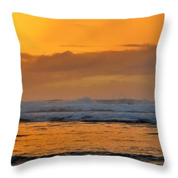 There Is Always A New Day - Every Time Throw Pillow