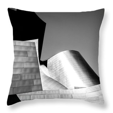 Last Man Standing Throw Pillow