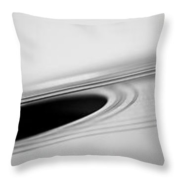 Long As The Guitar Throw Pillow by Priska Wettstein