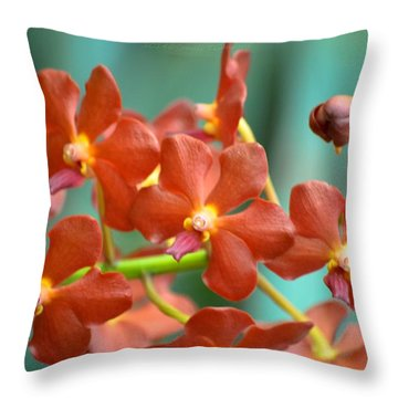 Long Lasting Love Throw Pillow by Sonali Gangane