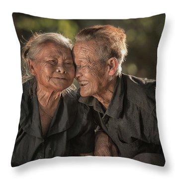 Age Throw Pillows