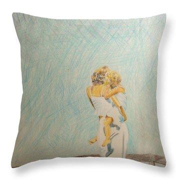 Longings Throw Pillow