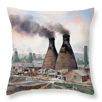 Longton Marlhole Throw Pillow