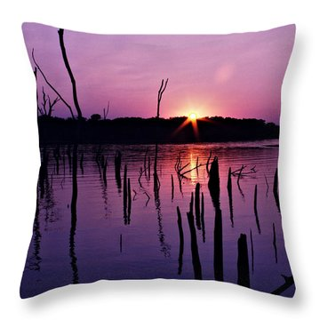 Longview Shore Throw Pillow