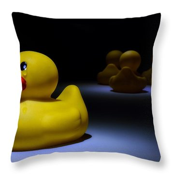 Lonliness Throw Pillow