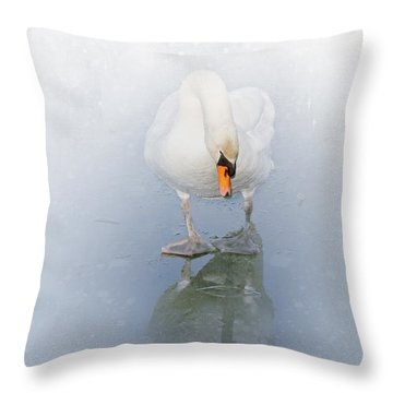 Look Alike Throw Pillow